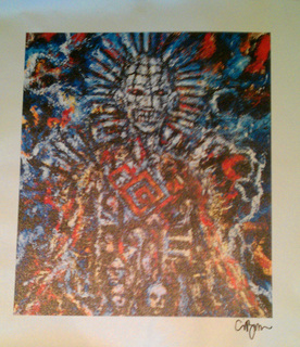 CLIVE BARKER ARCHIVE ACCESS