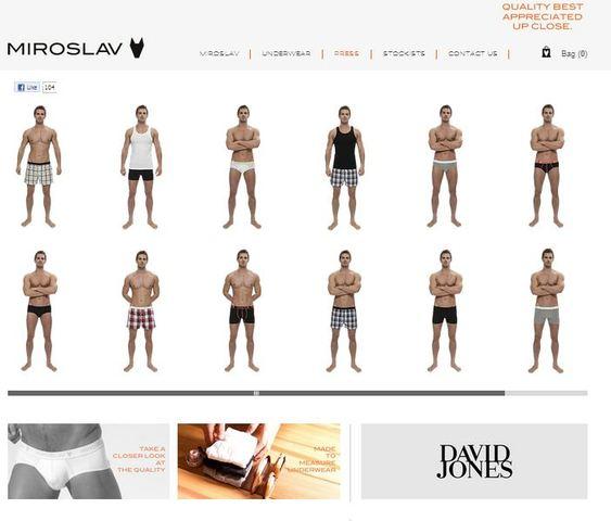 Miroslav Website