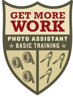 Get More Work Photographers: Photo Assistant Basic Training by the American Photographic Artists