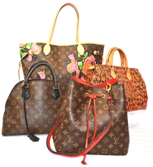 Get a Loan Using a Louis Vuitton Handbag as Collateral
