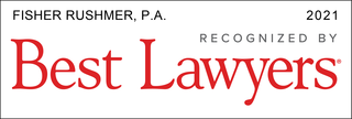 5 Fisher Rushmer, P.A. Attorneys Recognized in The Best Lawyers in America© 2021 Edition