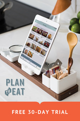 Plan to Eat Sees 33% Increase in Usage During the Last 5 Months