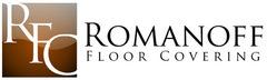 Romanoff Floor Covering logo