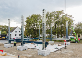 PERI builds the first 3D-printed residential building in Germany