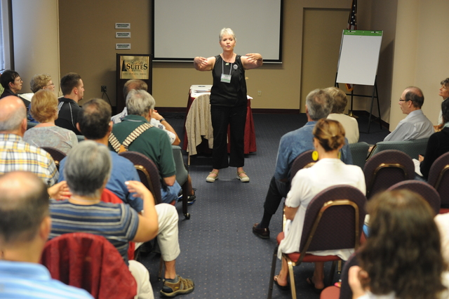 2012 Parkinsons Recovery Summit