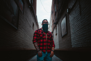 Finally, Masks for the Bearded – Always Bearded Lifestyle Launches The Beard Tarp ™