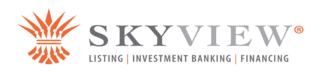 SkyView Announces Acquisition of Los Angeles-Based Broker Dealer to Offer Investment Banking Services