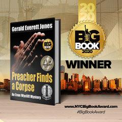 Author Gerald Everett Jones Garners Six Book Awards in 2020