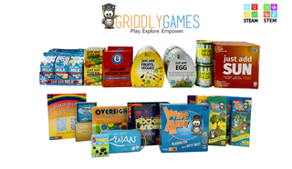 Holiday Shopping 2020 = S.M.ART Gifts from Griddly Games