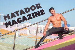 Matador Meggings Launches Men's Fitness and Lifestyle Blog Matador Magazine