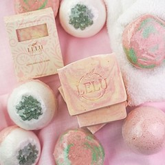 Lelu Soap Lab Products Now Available in Select San Diego-Area Stores