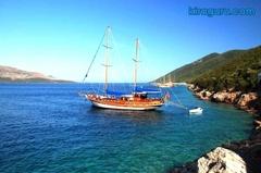 Boat rental in Turkey