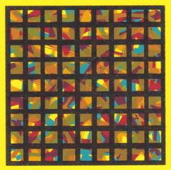 Colourful art presented by Bestnetart Artgallery