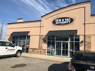 Local Retailer, Sewing and Vacuum Authority, Announces Grand Re-Opening of Westport Road Store and Expansion of Services…