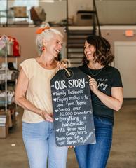 Handmade, Repurposed Wool Company Sees Huge Spike in Sales After #BernieMittens Go Viral