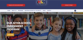 H.L. Neblett Community Center, Located in Owensboro, KY, Launches New Website to Highlight Positive Outreach Efforts Wit…