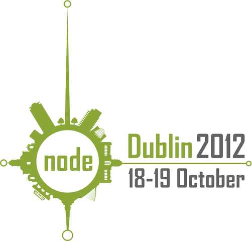 Node Dublin 2012 is Europe's biggest conference on Node.js