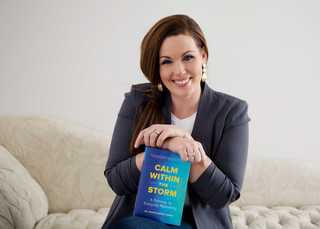 New book, Calm Within The Storm, inspires self-care and everyday resiliency