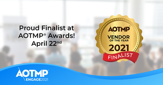 Network Control Named Finalist for Prestigious AOTMP® Telecom IT Vendor of the Year