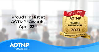 Mark Hearn, Network Control President and CEO Named Finalist for AOTMP® Telecom Professional of the Year
