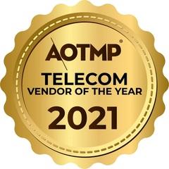 Network Control Wins Prestigious AOTMP® IT Telecom Vendor of the Year Award