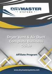 DryMaster® Systems, Inc. Launches Affiliate Program for New Dryer Duct and Air Vent Businesses