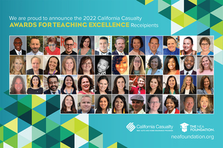 Educators Honored for Teaching Excellence and Resilience During Pandemic School Year