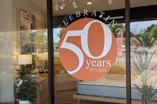 2nd Generation Family-Owned Furniture Store in Louisville, Kentucky is Offering Giveaways During 50th Anniversary Sale S…