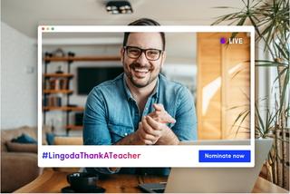 Lingoda Announces Global Initiative To Honor Teachers As They Head Back To School