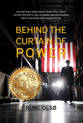 Norway Author Publishes #1 Amazon Bestselling Book on American Politics