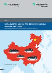 Study: IT security for electric cars in China