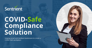 Sentrient Launches New COVID-Safe Online Compliance Solution