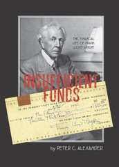 Champaign, IL Author Publishes Book on Frank Lloyd Wright and His Finances