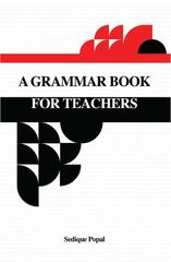 Concord, CA Author Publishes Grammar Textbook for Teachers
