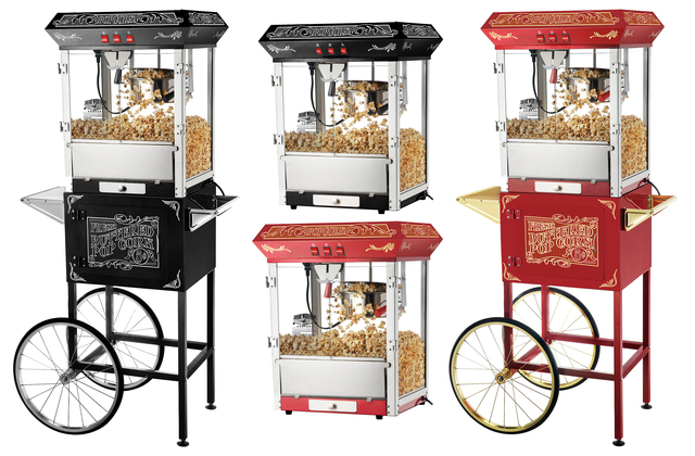 The Old Time Popcorn Poppers from Great Northern Popcorn