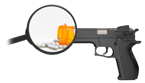 22 international drug regulatory warnings cite psychiatric drugs causing violent reactions including mania, psychosis, hostility, violence and homicide.