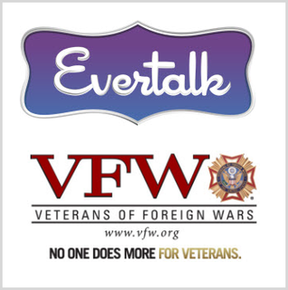 Evertalk and the Veterans of Foreign Wars (VFW) Partner to Create Online Tribute & Memorial Wall this Veterans Day