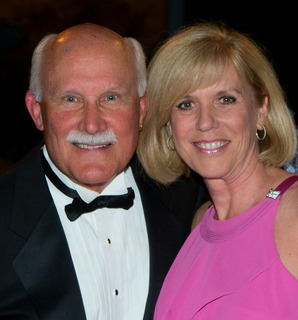 Jim Walberg and Ann Marie Nugent attend the 17th Annual Luxury Real Estate Fall Conference