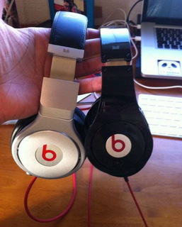 Beats studio & beats pro headphones by dr dre, which is better?