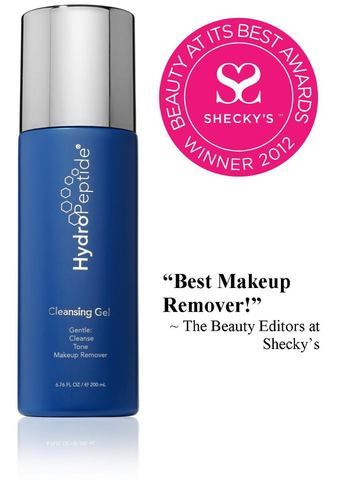 HydroPeptide Cleanse Tone Makeup Remover Gel