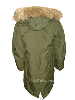 The Infamous Mod Fishtail Parka Continues To Dominate Coat Sales After More Than Half A Century By Its A Mod Thing