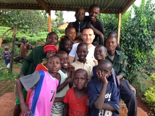 Coast Digital Founder and MD Visits Harambee for Kenya Safe House