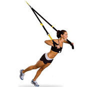 This holiday season add TRX Suspension Training to your routine