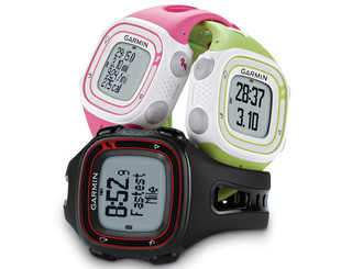 The new Garmin Forerunner 10: perfect for the runners on your shopping list