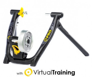 The new CycleOps PowerBeam Pro Trainer: Create Routes with Google Earth