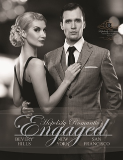 Capture Your Luxurious Christmas Engagement in Print