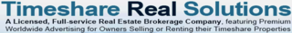 TimeshareRealSolutions.com Announces A Timeshare Liquidation