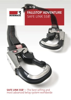 "BORNACK's Unique ""SAFE LINK SSB®"" Smart Safety Belay System Wins International Award, Best Product of…"