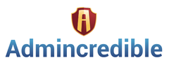 Admincredible Logo