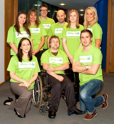 Strawberry supports Whizz Kidz in its 20th year